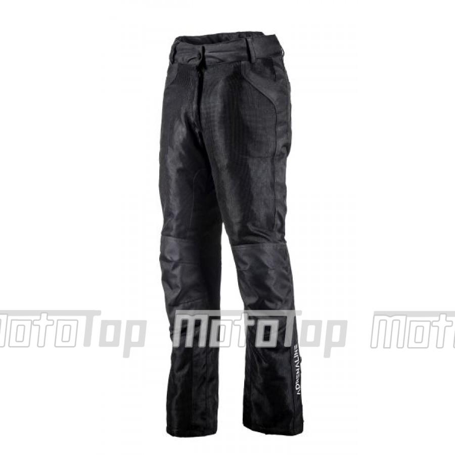 Tekstilinės kelnės MESHTEC su kelių apsaugomis