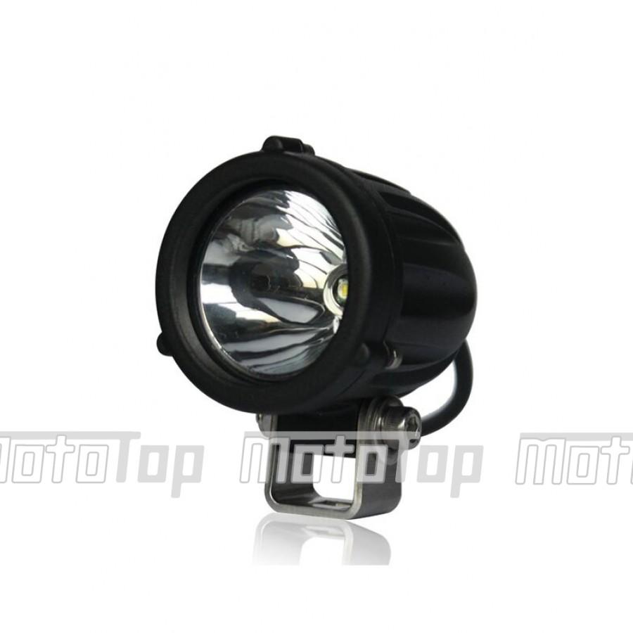 AURORA LED ROUND LIGHT ŽIBINTAS 10W