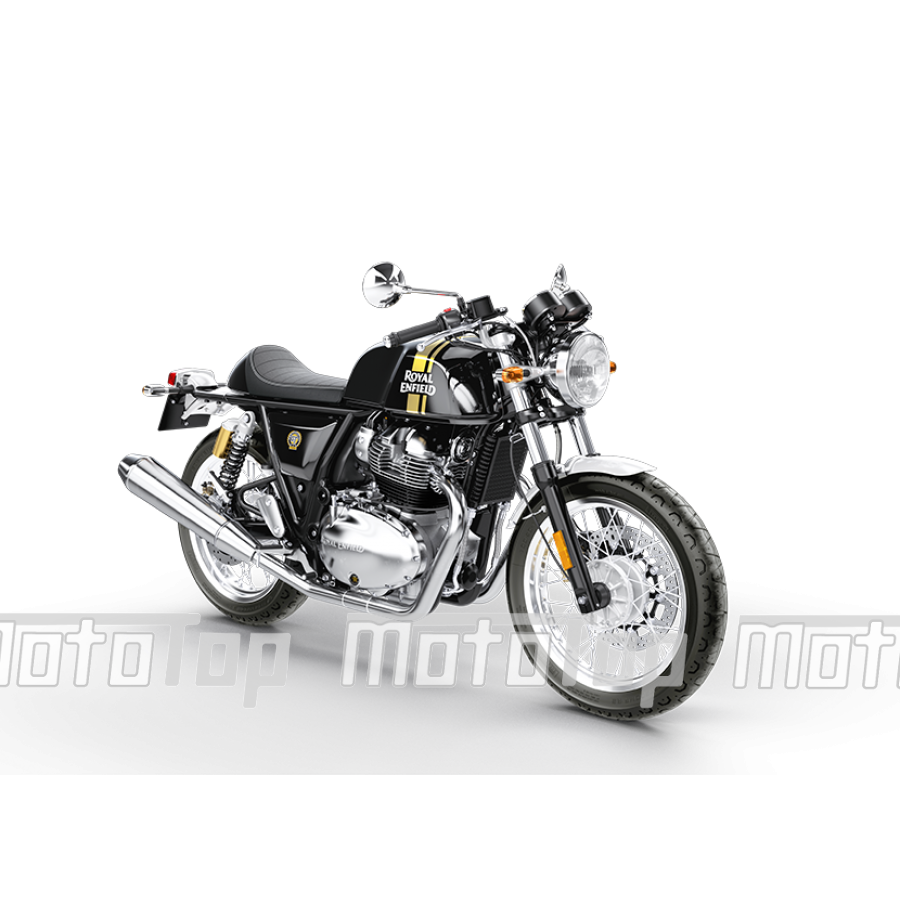 Royal Enfield Continental GT 650 Twin Black Magic