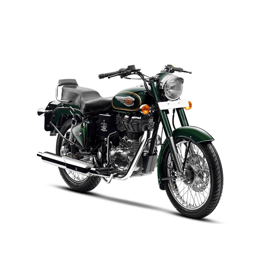 Royal Enfield Bullet 500 Forest Green