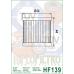 Alyvos filtras Suzkuki Kawasaki Hiflo HF139