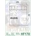 Alyvos - tepalo filtras Hiflo HF170c Harley Davidson