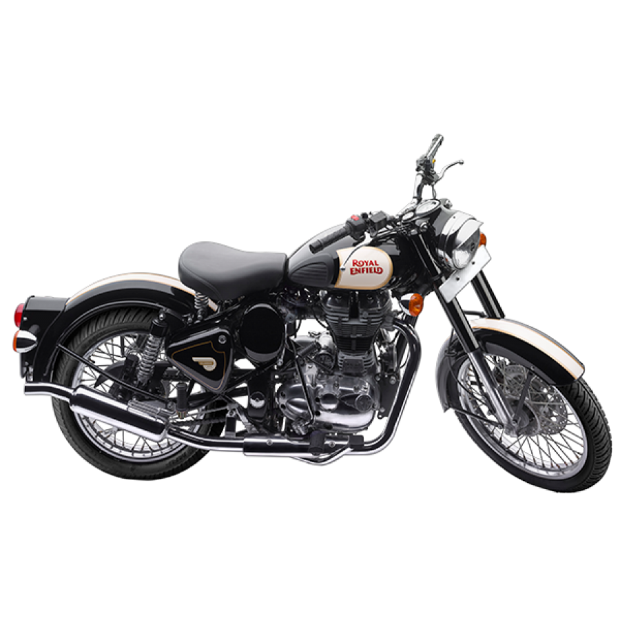 Royal Enfield Classic 500 Black EFI Euro 4/ABS