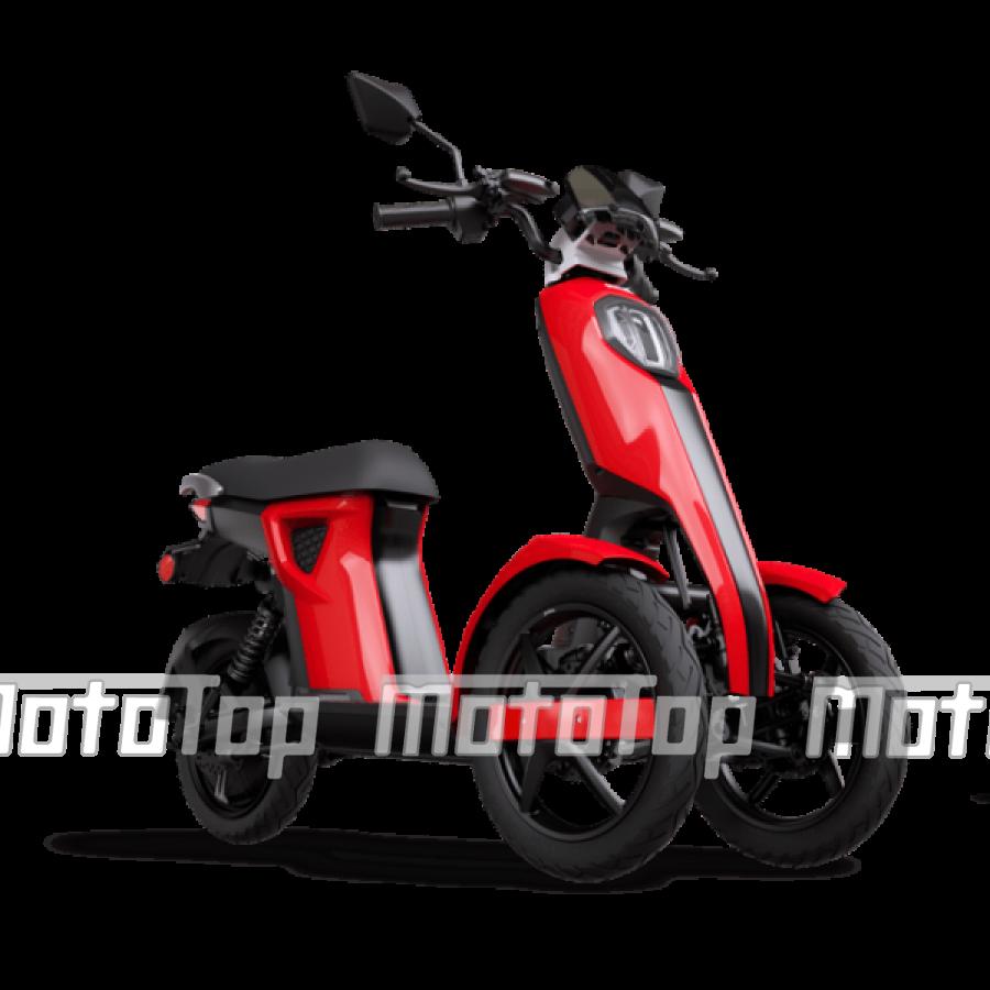 Doohan iTango OH Elektrinis Motoroleris