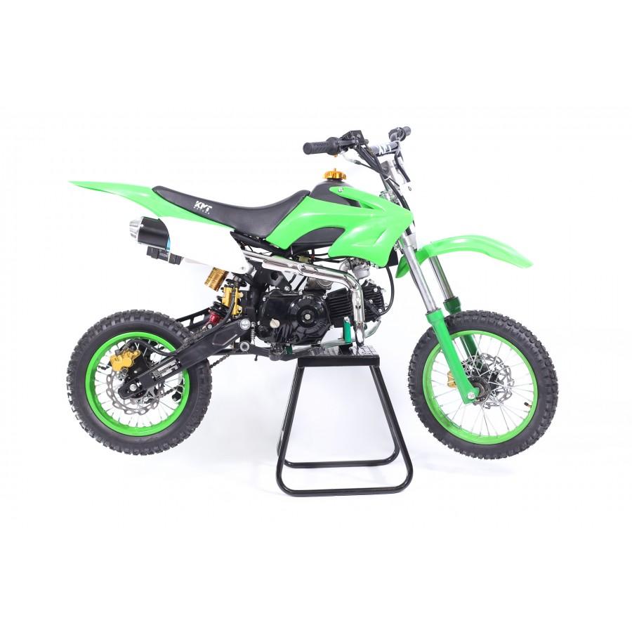 KROSINIS MOTOCIKLAS KMT MOTORS X300A 14/12 110cc E-START