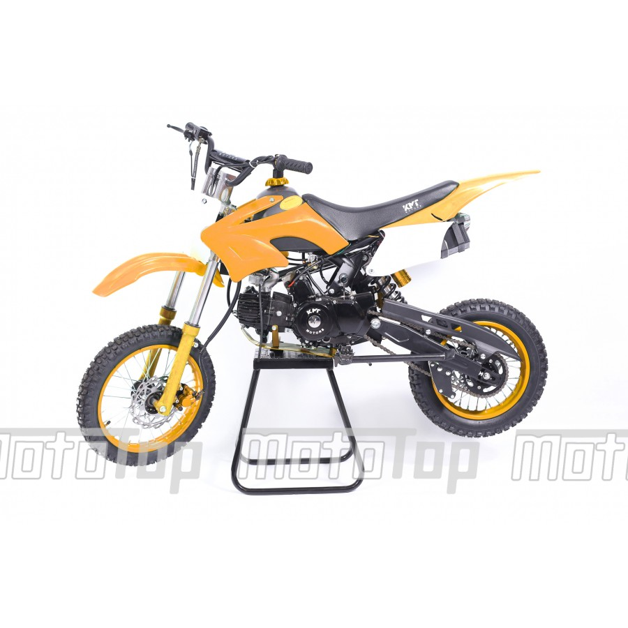 KROSINIS MOTOCIKLAS KMT MOTORS X300A 14/12 125cc E-START