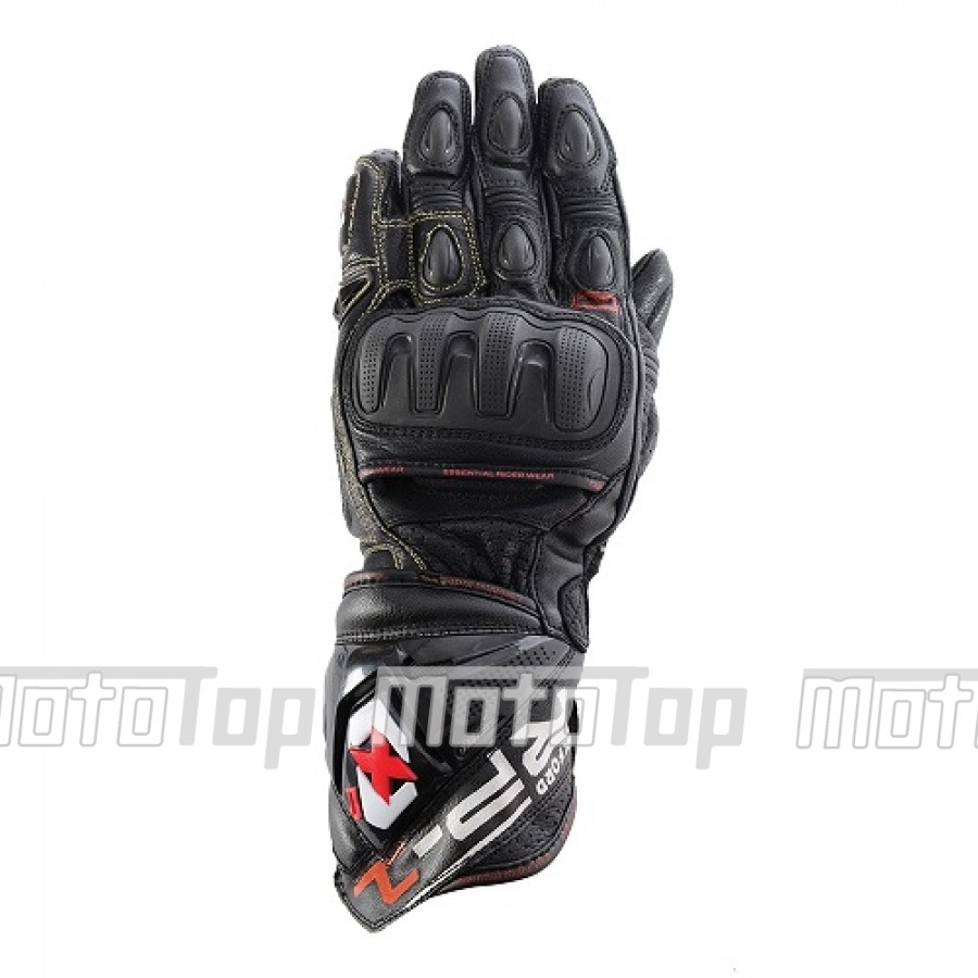 OXFORD sportinės pirštinės Gloves sports OXFORD RP-1 colour black
