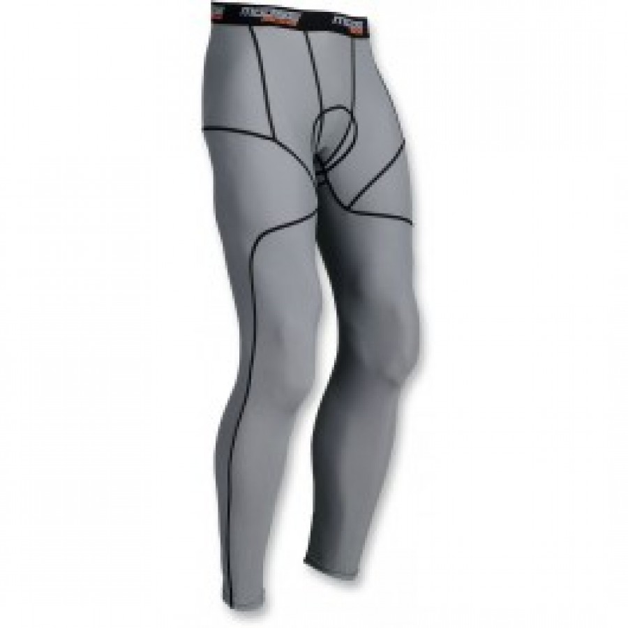 Termo kelnės MOOSE XC1 S18 COMP PANTS GRAY