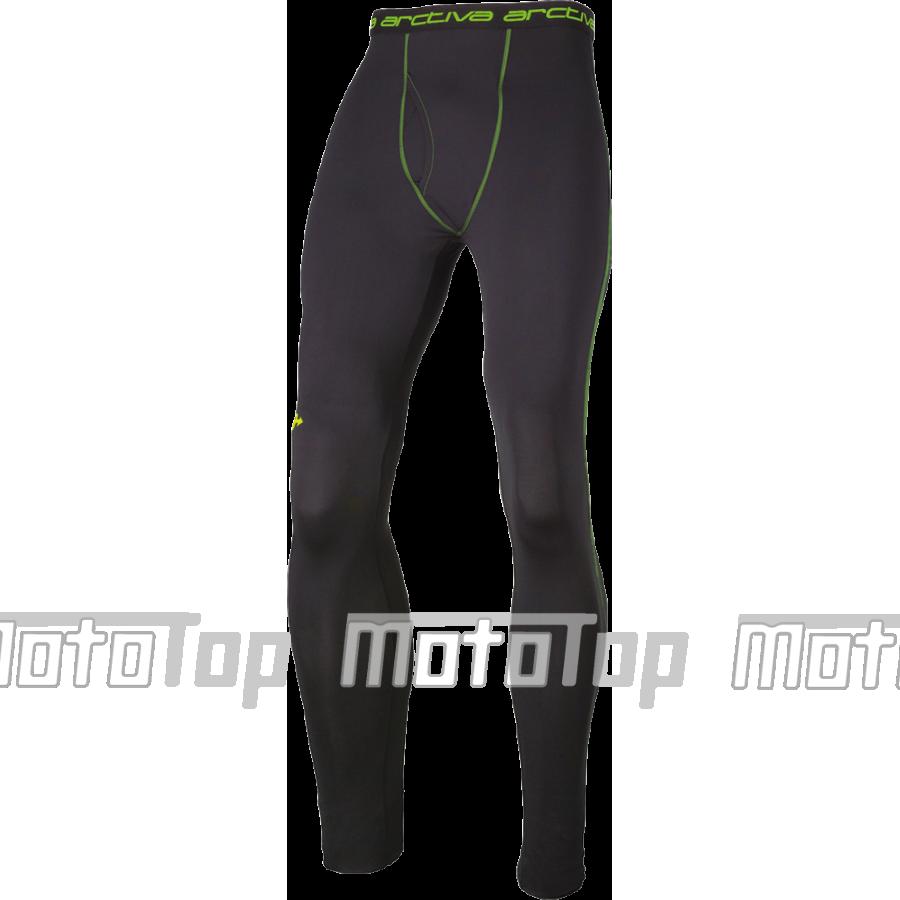 ARCTIVA REGULATOR termo kelnės REGULATOR S6 MEN UNDERWEAR PANTS BLACK X-LARGE