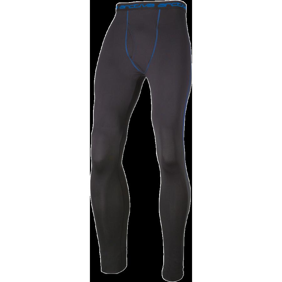 ARCTIVA EVAPORATOR termo kelnės EVAPORATOR S6 MEN UNDERWEAR PANTS BLACK MEDIUM