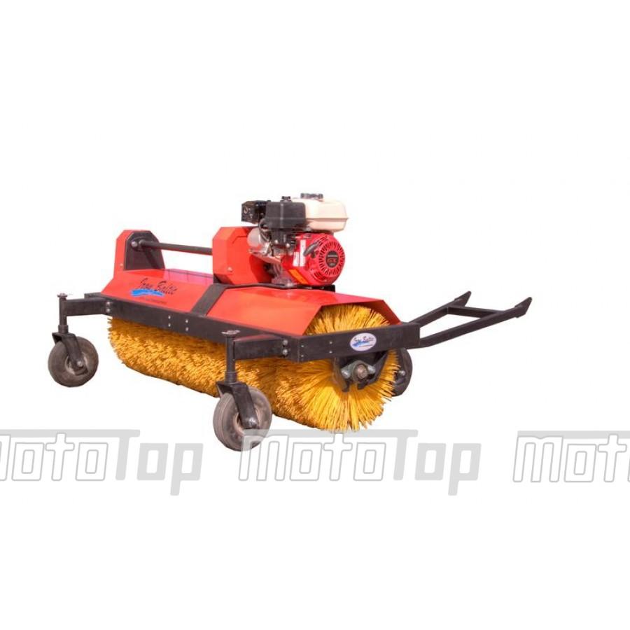 keturracio ATV rotorinė šluota 6.5 AG B&S variklis