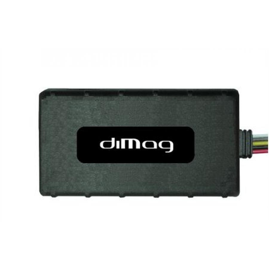 Profesionalus mini GPS seklys diMag DMS-9231 su vidine baterija