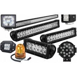 LED Žibintai