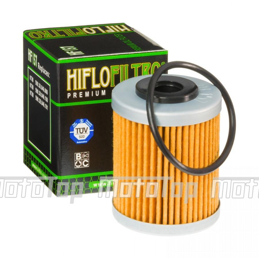 Alyvos filtras HF157 KTM 2
