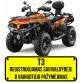 Naujausias CFMOTO modelis CFMOTO CFORCE 600 Keturratis (mini traktorius) T3b