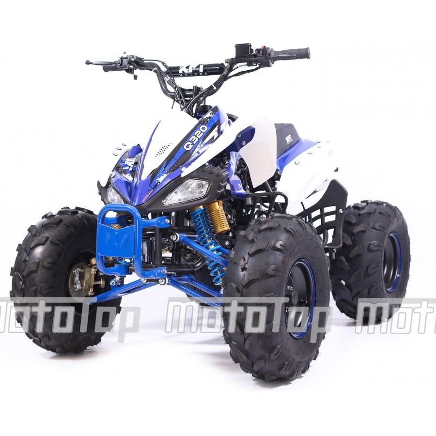 KETURRATIS KMT MOTORS Q320 125cc AUTOMATIC RG8