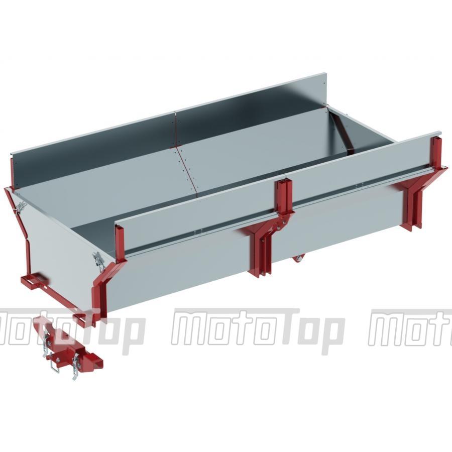 Krovinių dėžė Iron baltic