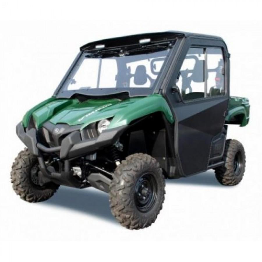 Yamaha YXM700 Viking keturratis (mini traktorius)