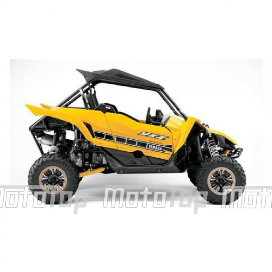 Yamaha YXZ1000R SE motobagis (mini traktorius)