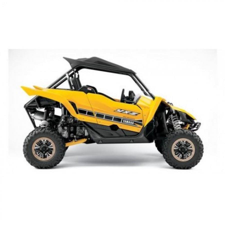 Yamaha YXZ1000R SE keturratis (mini traktorius)