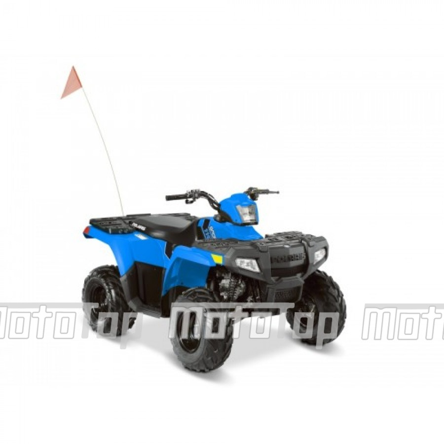 Polaris Sportsman 110 EFI Velocity Blue keturratis