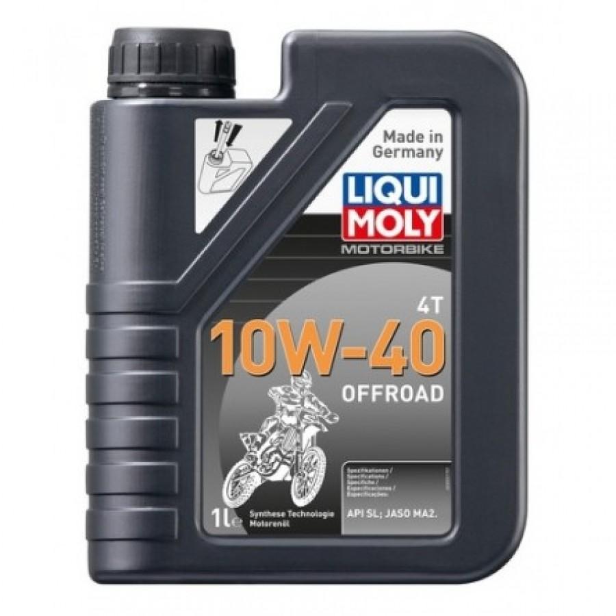 Motorbike 4T 10W-40 Offroad 1l