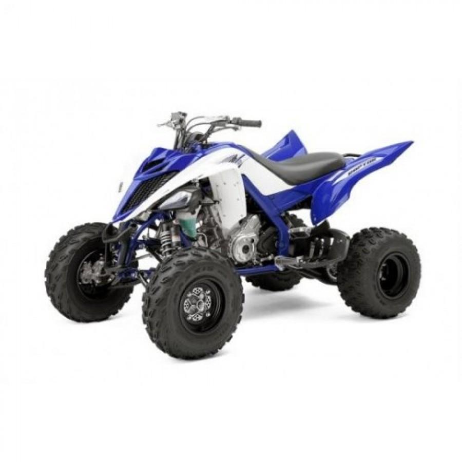 Yamaha YFM700R Raptor keturratis (mini traktorius)