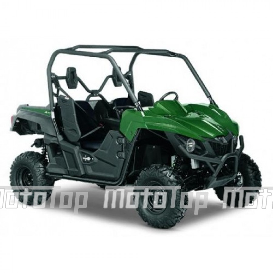 Yamaha YXM700 wolverine keturratis (mini traktorius)