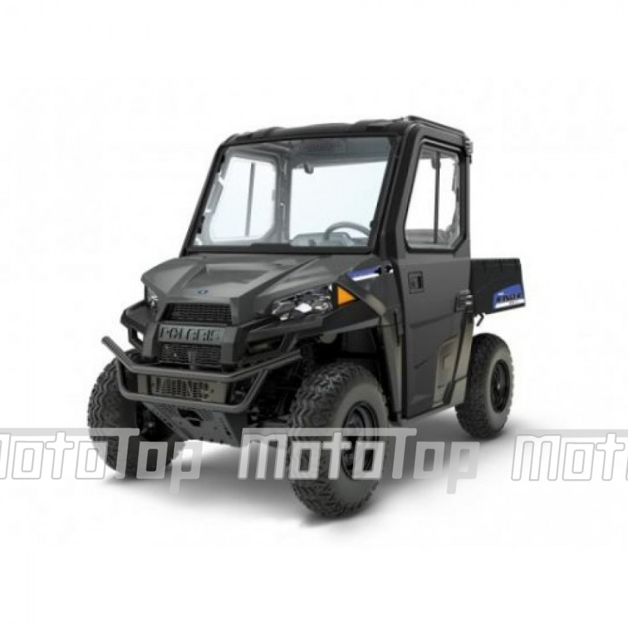 Polaris Ranger EV 4x4 Grey 40km/h. T1 keturratis