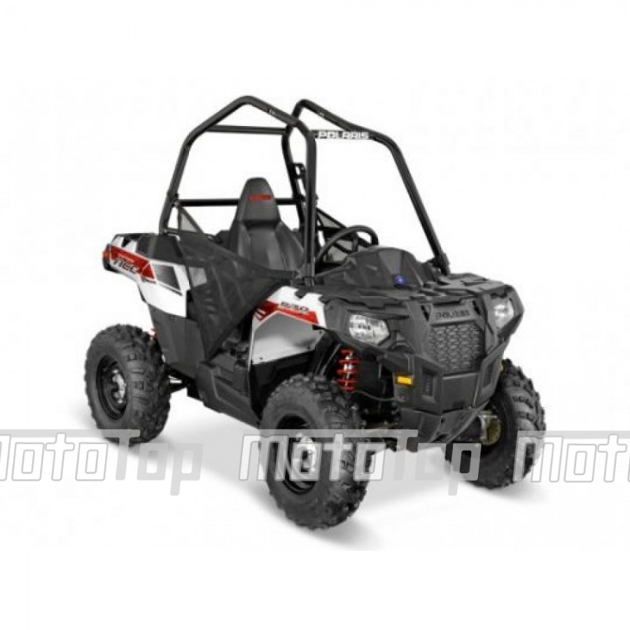 Polaris Sportsman 570 ACE 4x4 White 40km/h. T3 keturratis