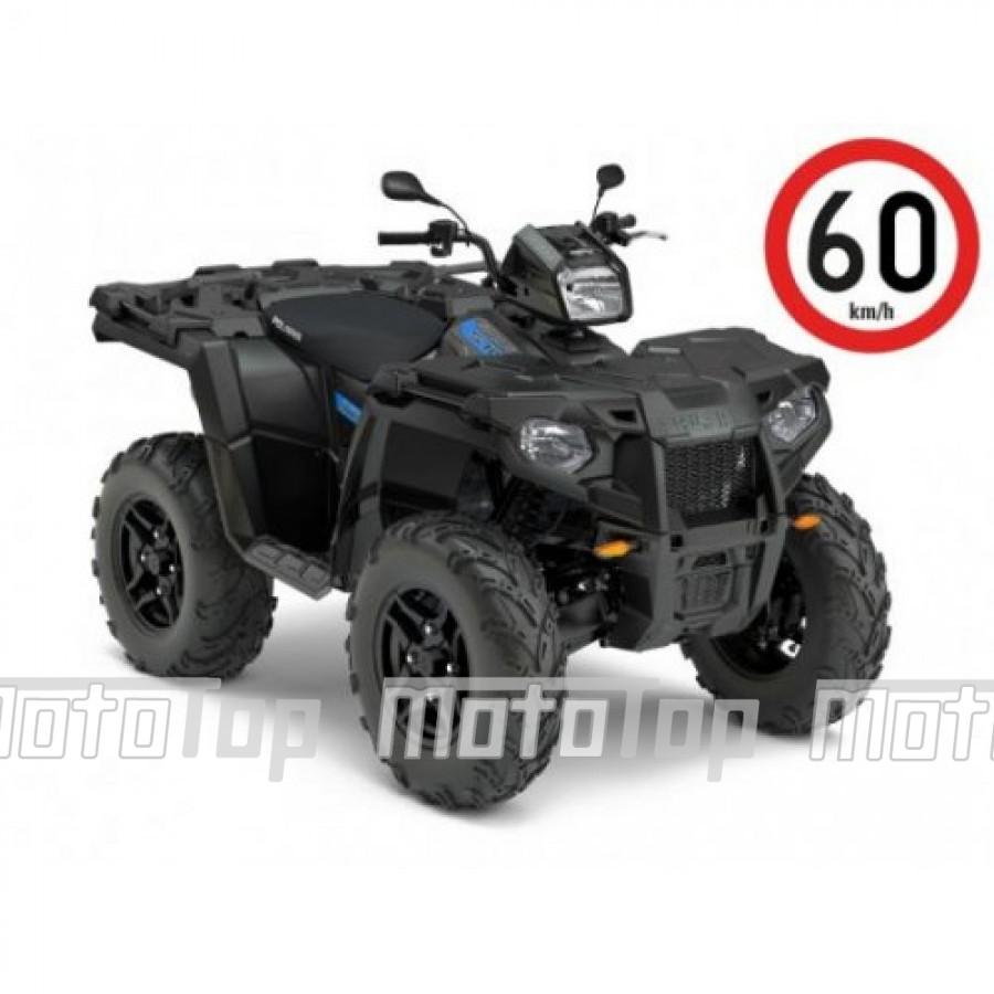 Polaris Sportsman 570 EFI 4x4 S.Black 60km/h. T3b keturratis