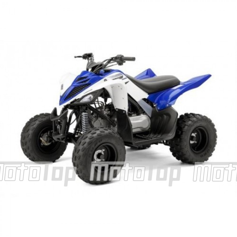 Yamaha YFM90R keturratis (mini traktorius)