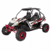 Arctic Cat, UTV Wildcat 1000i X LTD keturratis (mini traktorius)
