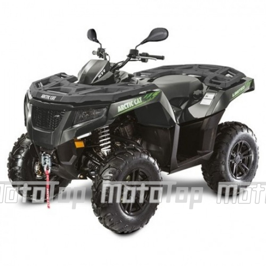 Arctic Cat 700 XT XR EPS keturratis (mini traktorius)