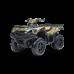 Kawasaki Brute Force 750 Camo keturratis (mini traktorius)