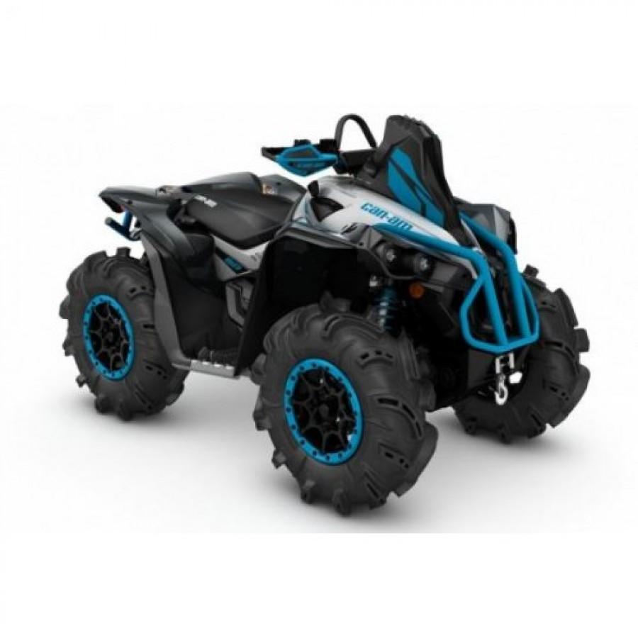 Renegade 1000R XMR keturratis (mini traktorius)