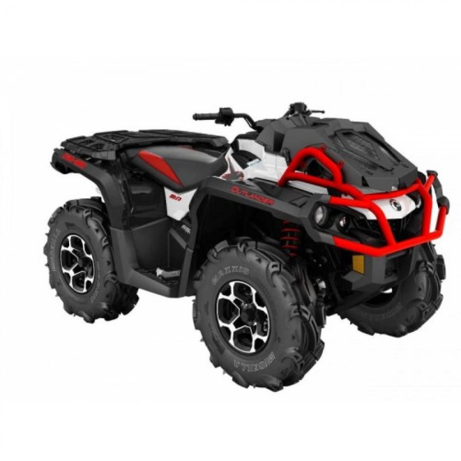 Outlander 650 X MR keturratis (mini traktorius)