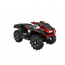 CAN AM Outlander 1000R X-mr keturratis (mini traktorius)