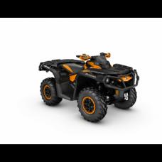 Outlander 850 XT-P EC keturratis (mini traktorius)