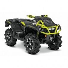 CAN AM Outlander 1000R X-mr DC keturratis (mini traktorius)