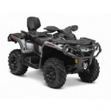 CAN-AM Outlander 650 MAX XT EC keturratis (mini traktorius)