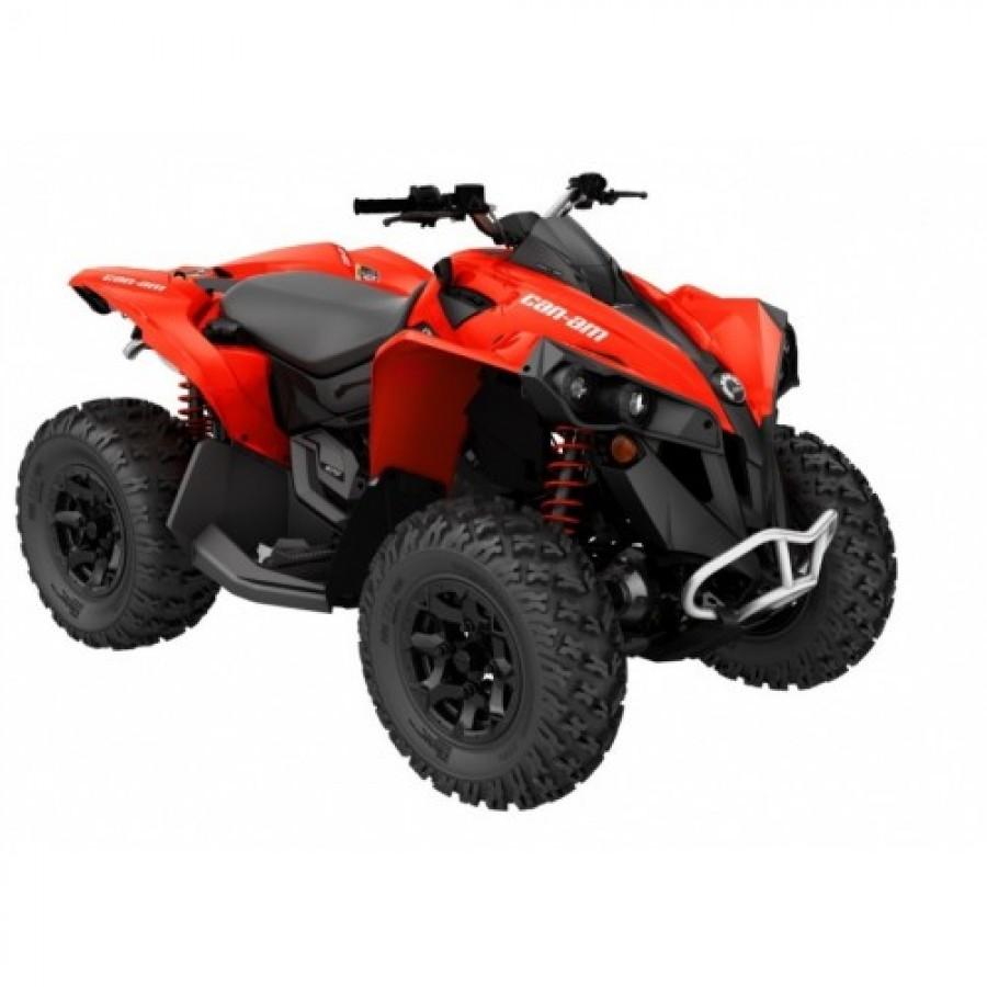 Renegade 570 STD EC keturratis (mini traktorius)