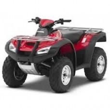 Honda Rincon TRX680 keturratis (mini traktorius)