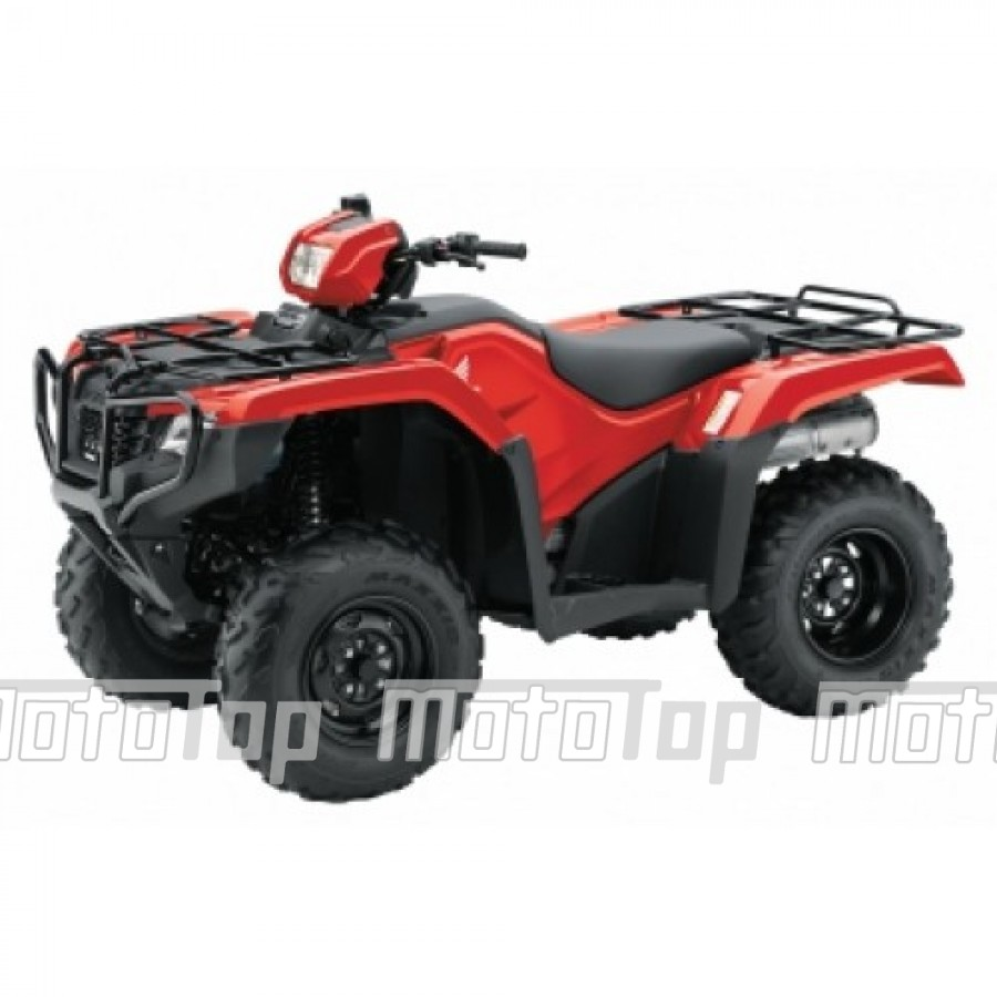 Honda Foreman TRX500 keturratis (mini traktorius)