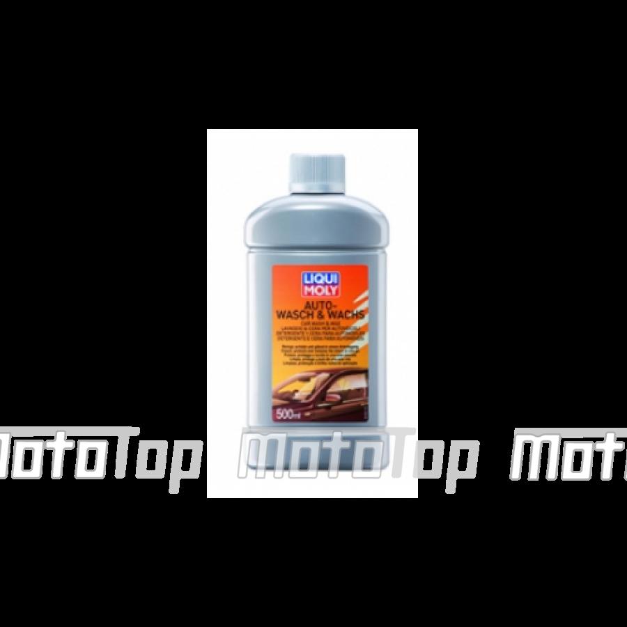 Auto-Wasch-Wachs 0,5l