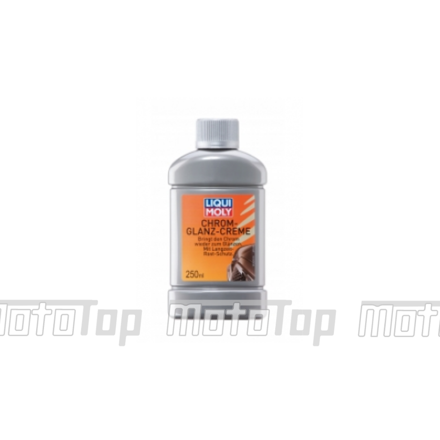 Chrom-Glanz-Creme 250ml