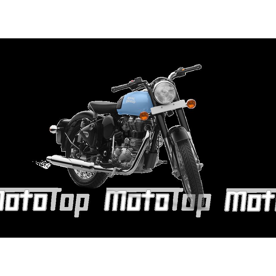 Motociklas Royal Enfield Classic 500 Redditch Blue mototop