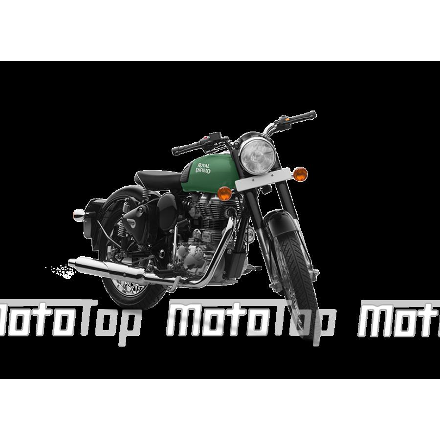Motociklas Royal Enfield Classic 500 Redditch Green mototop