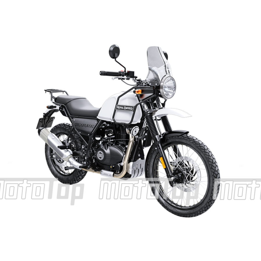 Royal Enfield Himalayan Snow