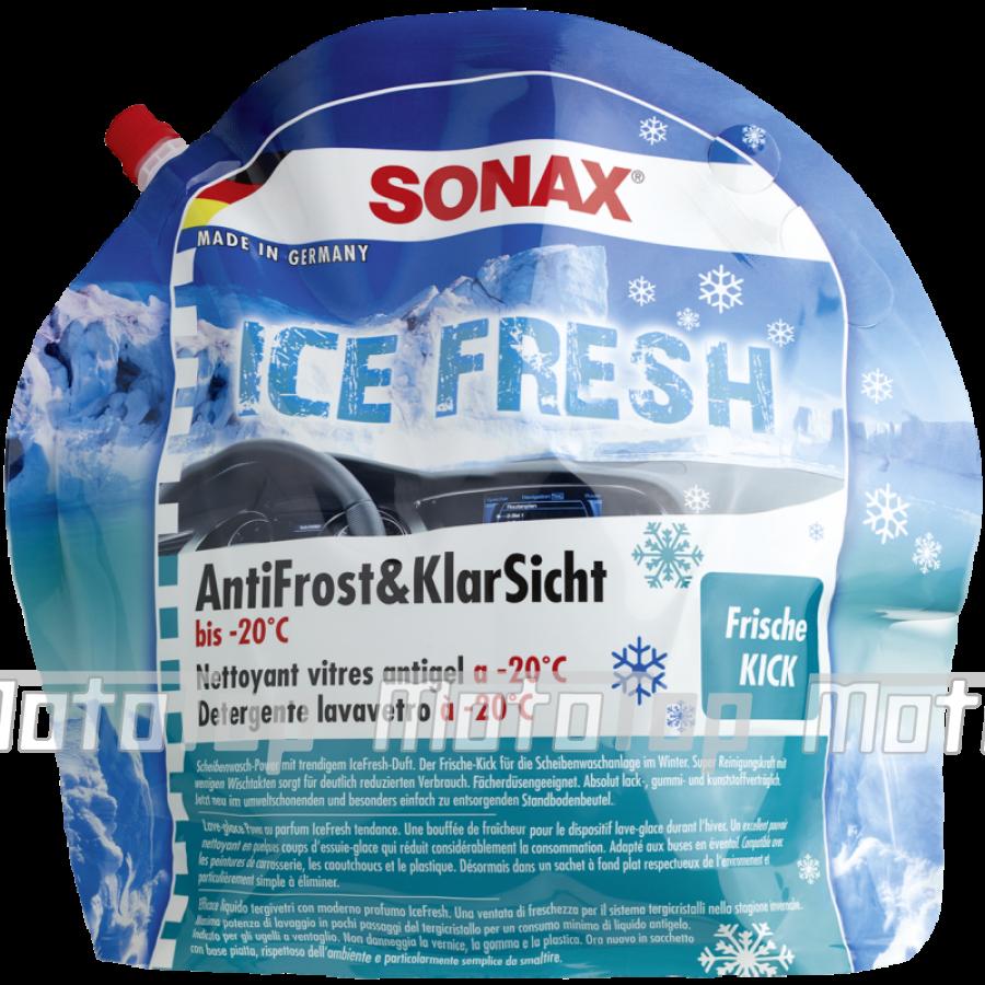 """SONAX žieminis langų apiplovimo skystis """"Ice Fresh"""""""